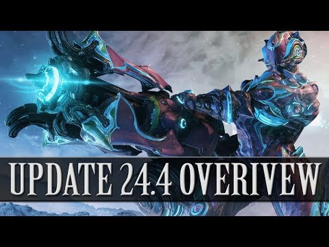 Warframe - Update 24.4 Overview (OPERATION: BURIED DEBTS) thumbnail