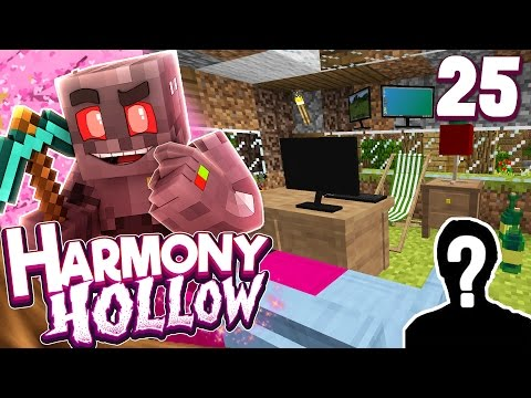 Minecraft Harmony Hollow Modded SMP Episode 25: Stranger Danger