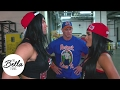 John Cena interrupts awkward moment between Nikki Bella and copycat