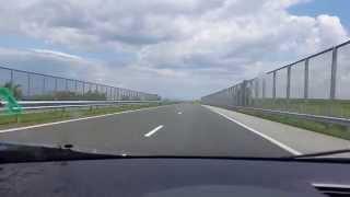 Autobahn in Bulgaria, A1 - New lot Trakia Autobahn part 2