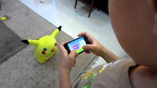 Sony Ericsson Xperia Mini 2011 Review, Android 2.3 Angry Birds Seasons meets Pokemon