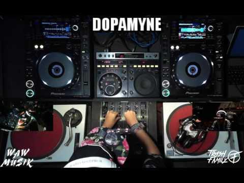 Dopamyne Hardstyle DJ set LIVE @ WaW Musik - Quebec, Canada