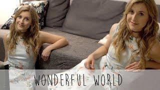 Wonderful World - Sam Cooke ( Cover )  // Bina Bianca