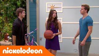 I Thunderman | Giocare a basket coi supereroi | Nickelodeon
