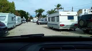 Camping Las Palmeras - Baños De Fortuna (Murcia)(FHD 1080p)