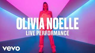 Olivia Noelle - Fck Around & Fall in Luv (Live) | Vevo DSCVR