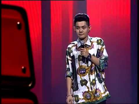 Thumbnail: The Voice Thailand - เก่ง ธชย - What's My Name?3D