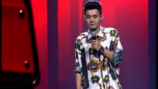 Repeat youtube video The Voice Thailand - เก่ง ธชย - What's My Name?3D