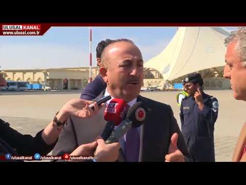 Dışişleri Bakanı Mevlüt Çavuşoğlu, Kandil'e operasyon sinyali verdi