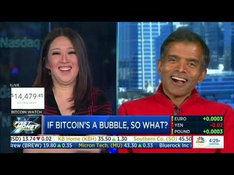 Warren Buffet & Aswath Damodaran on Bitcoin CNBC Fast Money 01.10.18