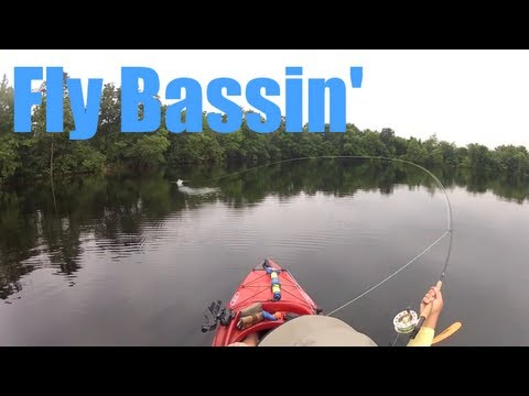 Fly Bassin' - Kayak Fly Fishing Journal