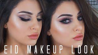 Eid Makeup Look 2017 | Helen Mourad