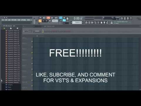 FREE DRUMKIT AND SOUNDFONTS (OVER 600MB)