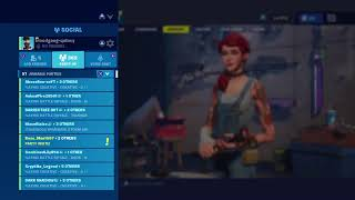 fortnite bataille royale en direct en travaillant sur ma créa tion