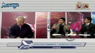 Diálogos 54: Derechos Humanos: Avances y Desafíos en Perú / Utopía Andina