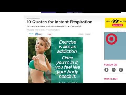 Healthy Eating Quotes And Motivation Youtube