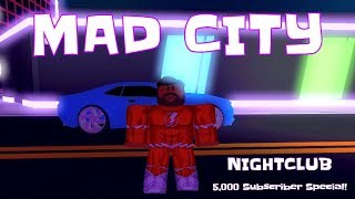 ROBLOX | Mad City ep.1 | FIRST LOOK & NIGHTCLUB UPDATE!