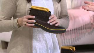 Clarks Outdoor Waterproof Slip-on Ankle Boots - Muckers Slope on QVC