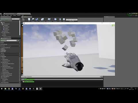 Oculus Test - Levitation P1