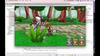 Cocos2d-x 3D OpenSource Demo Fantasy Warrior 3D