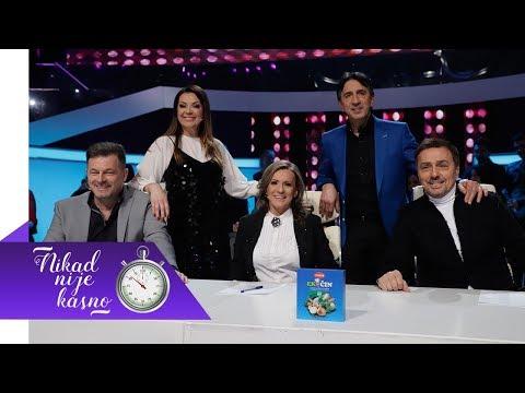 Nikad nije kasno - Cela emisija 25 - 17.03.2019.