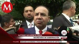 Segob rechaza que Peña Nieto pacte con candidatos