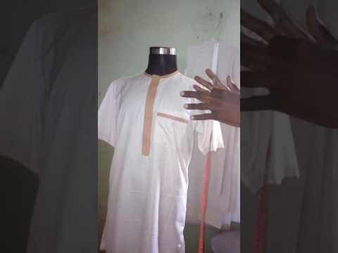 How to take measurements for African inspired male tops thumbnail