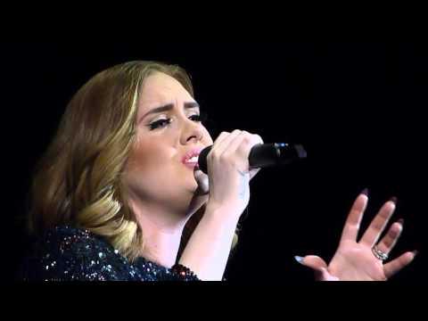 Adele 'Million Years Ago'  live @ Genting Arena Birmingham 30.03.16 HD