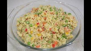Reteta Quinoa cu legume