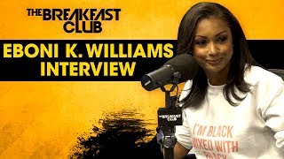 Eboni K. Williams On Leaving Fox News, Political Narratives, Jussie Smollett's Case + More