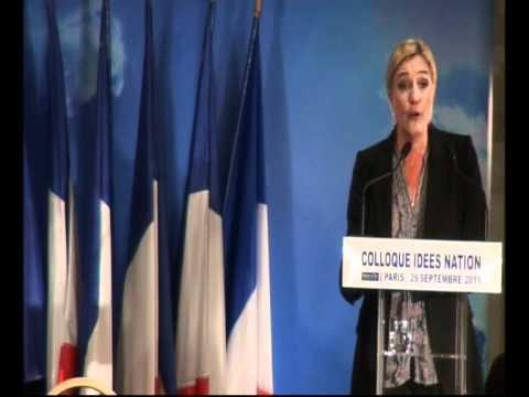 Marine Le Pen : « Comment redresser l'école de la république ? »