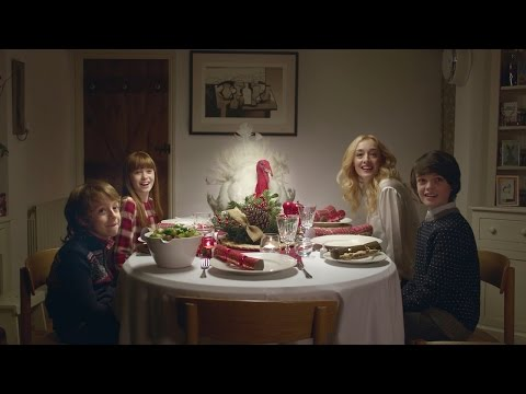 Vodafone's vegan Christmas advert