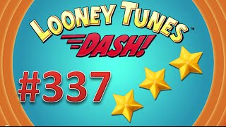 Looney Tunes Dash! level 337 - 3 stars