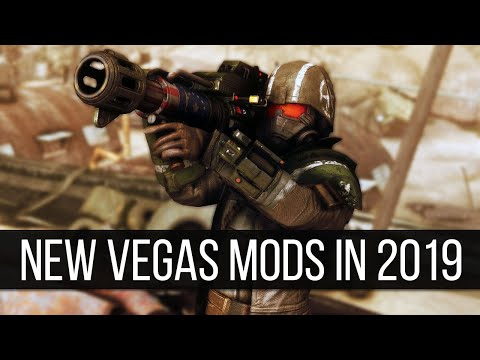 16 Mods That May Just Get You To Reinstall Fallout: New Vegas (2019 Mods)