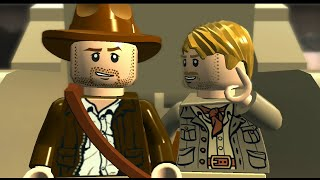 LEGO Indiana Jones 2 The Adventure Continues PC Gameplay