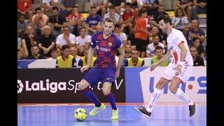 Jimbee Cartagena FS - Barça - Jornada 1 Temporada 2019/2020