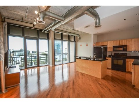 175 2nd St S #912 Downtown St Pete FL #1 Listing Agent McNulty Lofts Condo Home Video