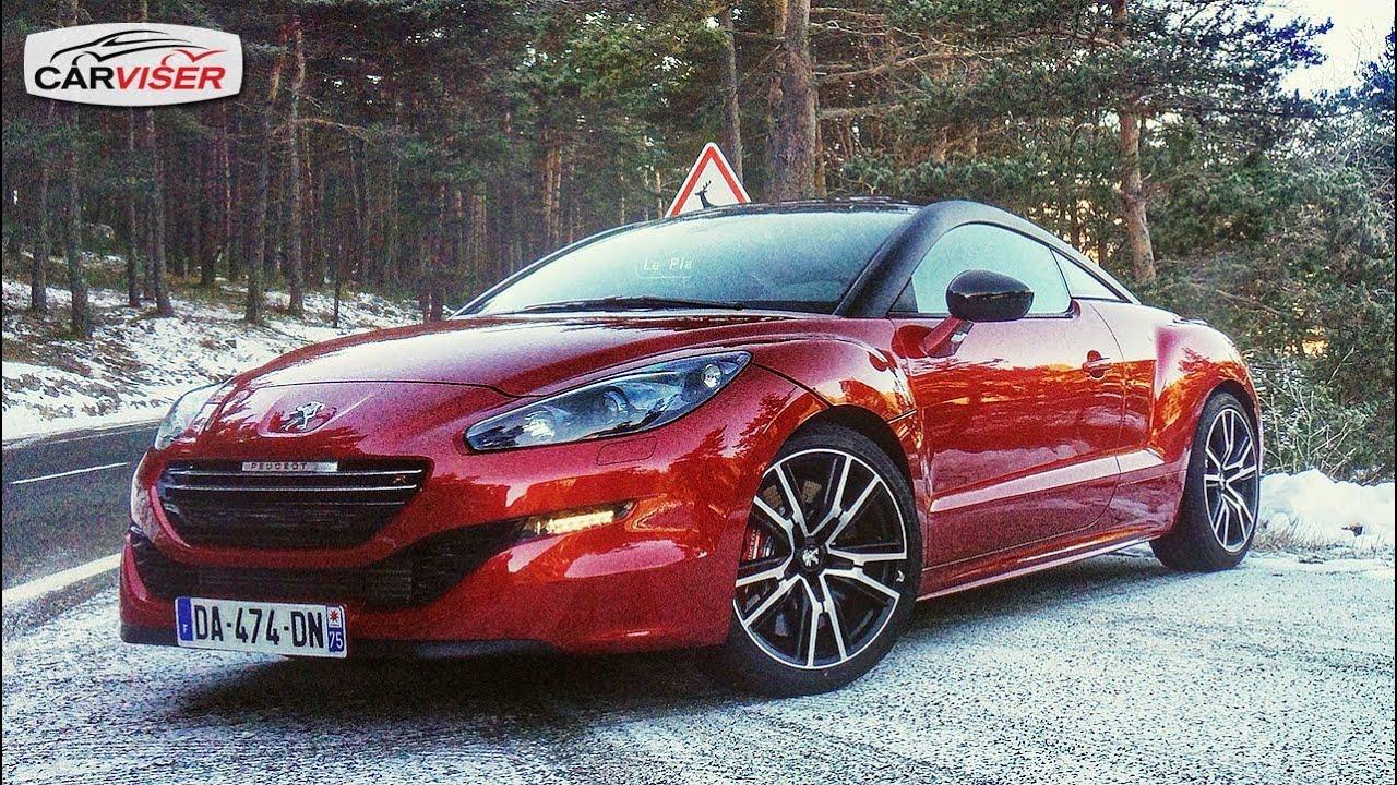 Peugeot Rcz R Test Sürüşü Review English Subtitled Youtube
