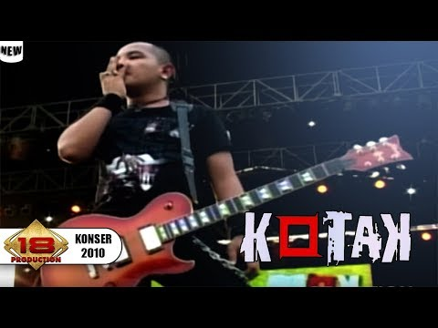 KOTAK | BAND ROCK KECEE ..(LIVE KONSER MEDAN 2010)