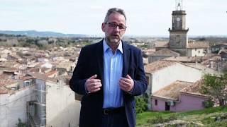 Frédéric PUJANTE, candidat à la Mairie d'Eyguières
