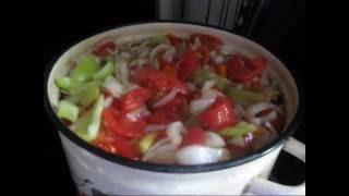 Вкусные САЛАТЫ на зиму. Зимний овощной салат. Delicious salads for the winter.