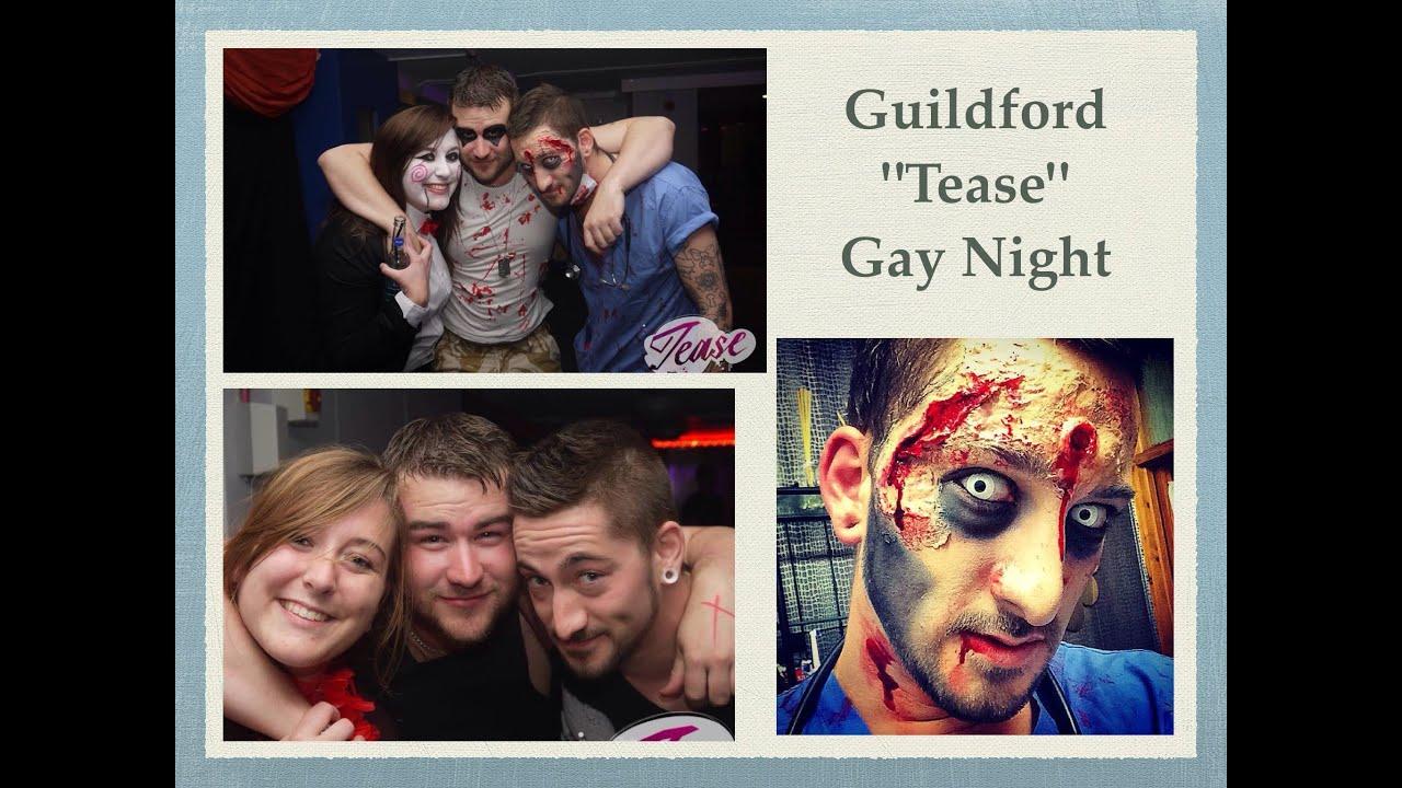 Surrey gay scene