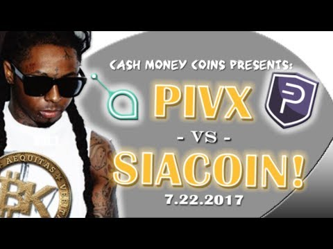 PROFIT PACKAGE 💰 PIVX SIACOIN Bitcoin Price 2821 Cryptocurrency News Analysis FREE BITCOIN BTC 2017