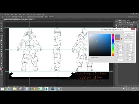 Setting Up Image References for 3D Modeling (Autodesk 3ds Max)