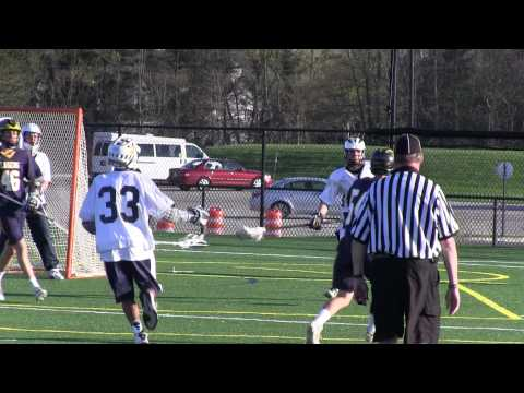 high school lacrosse kettle moraine vs university school milwaukee USM 5-7-2013