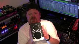 EVE AUDIO : SC203 Powered Studio Monitors