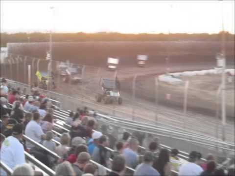 Sprintcars @ Marysville Raceway Park  5-18-13
