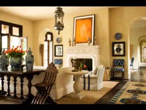 Italian home decor ideas youtube for Italian decorations for home