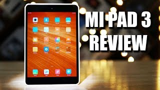 Mi Pad 3 Review - Not a