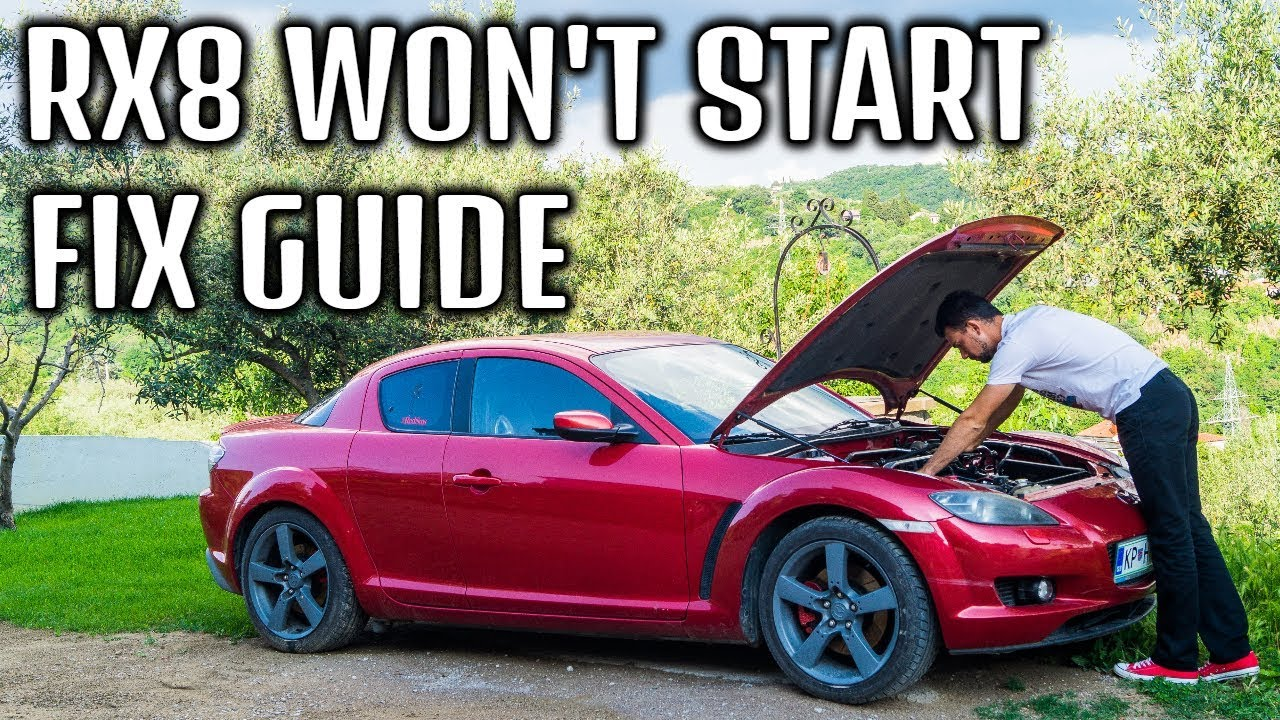 Mazda 3 Owners Manual: Starting a Flooded Engine